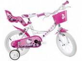 Bicicleta Hello Kitty 14 polegadas - 2017
