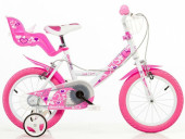 Bicicleta Little Heart 14 polegadas