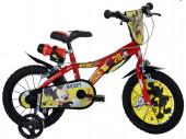 Bicicleta Mickey Disney 14 polegadas