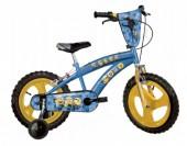 Bicicleta Minions 14 polegadas