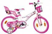 Bicicleta Minnie 14 polegadas  -2017