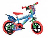 Bicicleta PJ Masks - 12 polegadas