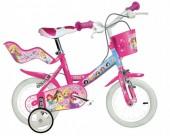 Bicicleta Princesas Disney12 polegadas - 2017