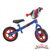 Bicicleta Rider Spiderman 10 polegadas