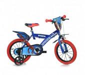 Bicicleta Spiderman 14 polegadas