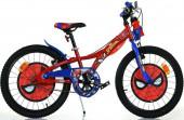 Bicicleta Spiderman 20 polegadas