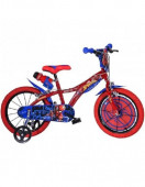 Bicicleta Spiderman  Ultimate - 14 polegadas