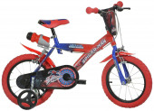 Bicicleta Spiderman  Ultimate14 polegadas - 2014
