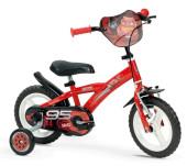 Bicicleta Toimsa Cars 12 polegadas
