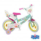 Bicicleta Toimsa Porquinha Peppa 14 polegadas