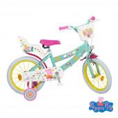 Bicicleta Toimsa Porquinha Peppa 16 polegadas