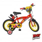 Bicicleta Toimsa Ricky Zoom 14 polegadas