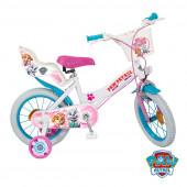 Bicicleta Toimsa Skye Patrulha Pata 14 polegadas