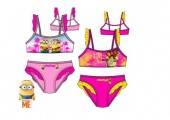 Bikini Praia Minions 4Und