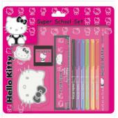 Blister Papelaria Hello Kitty