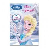 Bloco Jogos Disney Frozen