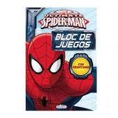 Bloco Jogos Spiderman