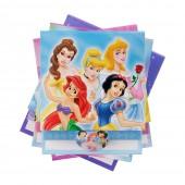 Bloco notas 120 fls Princesas Disney - Sortido