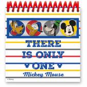 Bloco Notas Mickey Brinde 4 uni