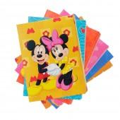 Bloco notas triplo da Disney - Sortido