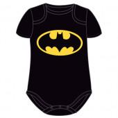 Body Bebé Preto Batman