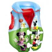 Boia Colete insuflável Mickey