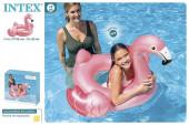 Boia Insuflável Intex Flamingo 119cm