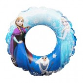 Boia insuflável irmãs Frozen e Olaf