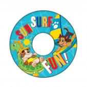Bóia Insuflável Patrulha Pata Sun Surf Fun