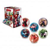 Bola Avengers 6cm Sortido