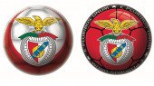 Bola Benfica Sortido 15cm