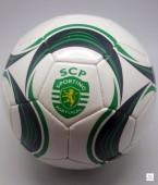 Bola de Futebol SCP Sporting White
