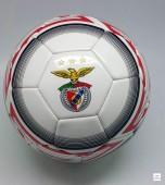 Bola de Futebol SLB Lines