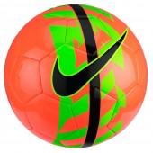 Bola Futebol Nike React Orange Tam. 5