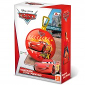 Bola Kanguro 360º Mc Queen Cars Disney