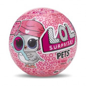 Bola LOL Surprise Pets Eye Spy Série 4