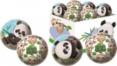 Bola Panda/Preguiça 15cm Sortida