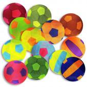 Bola Praia Futebol e Voleibol Insuflável Sortido