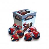 Bola Spiderman 6cm Sortido