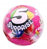 Bola Zuru com 5 Surpresas Menina