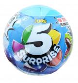 Bola Zuru com 5 Surpresas Menino