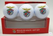 Bolas de Golfe do Benfica