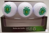 Bolas de Golfe do Sporting