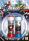 Bolas de Sabão Avengers 60 ml.