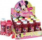 Bolas Sabão Minnie Mouse 300ml