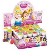Bolas Sabão Princesas Disney 60ml