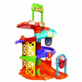 Bólides Bip Bip - Torre de Estacionamento