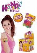 Bolsa 300 elasticos coloridos Pulseiras c/fecho