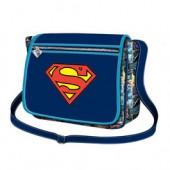 Bolsa 30cm com aba Superman