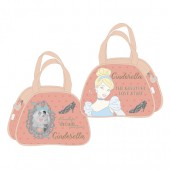 Bolsa alça Princesa Disney Cinderela Heart